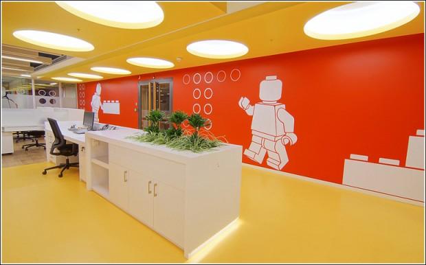 Офис Лего