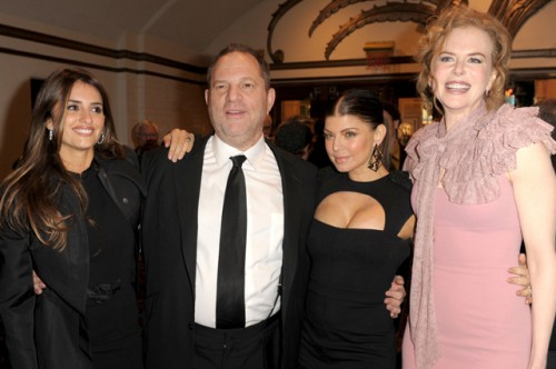 "Special Screening Of The Weinstein Companies ""NINE"" - Arrivals"