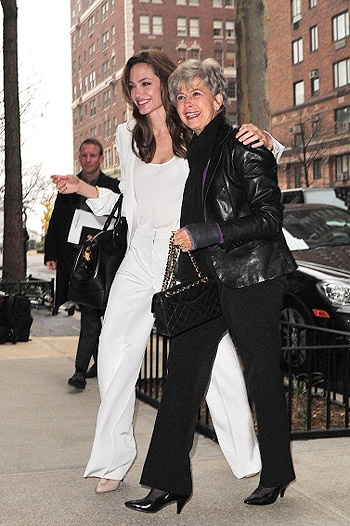 Celebrity Sightings In New York City - December 5, 2011