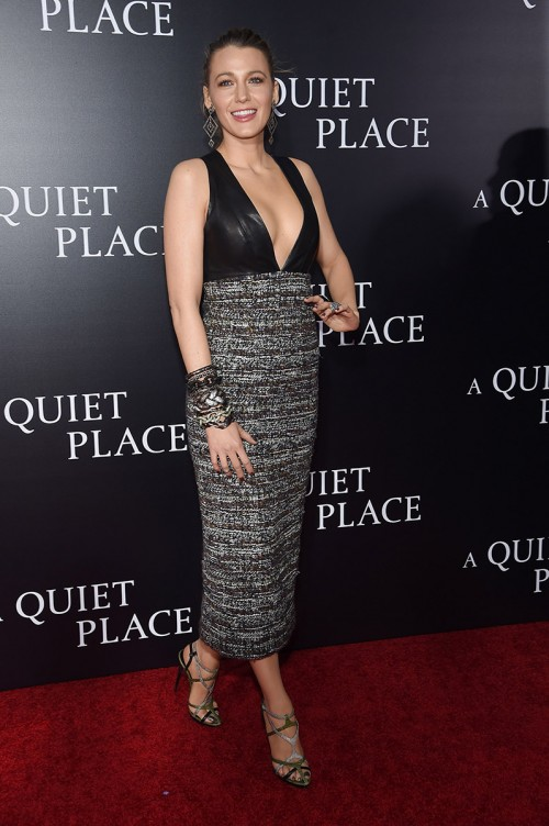 """A Quiet Place"" New York Premiere"