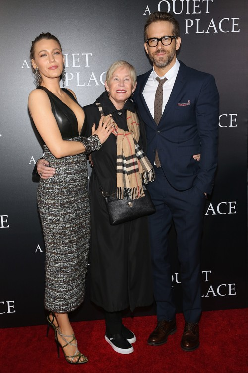 "New York Premiere of ""A Quiet Place"""
