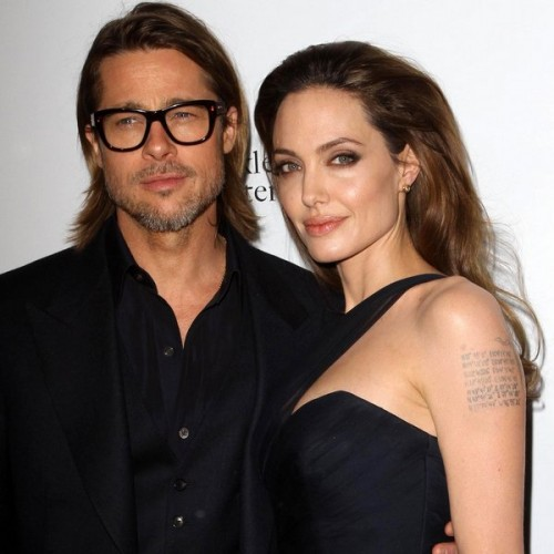 Brangelina R.I.P. Angelina Files for Divorce