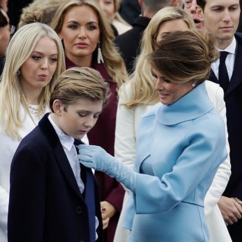 Сын Трампа1