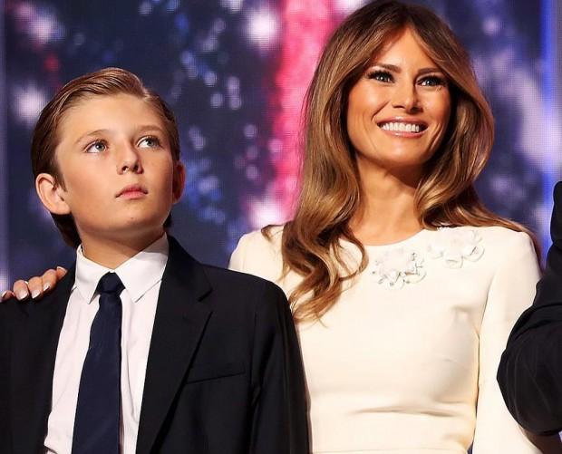 Сын Трампа2
