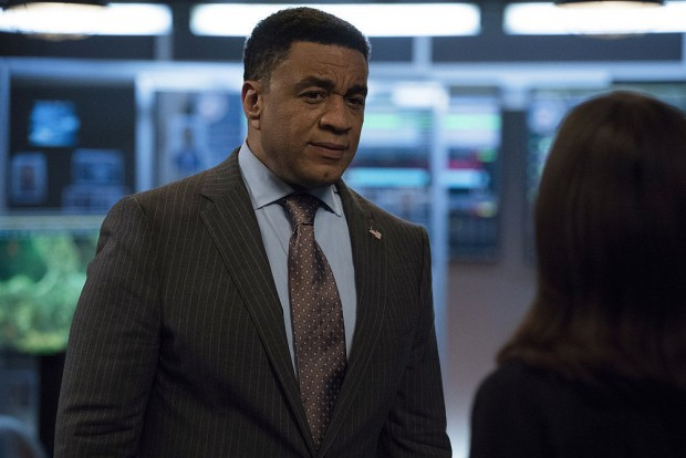 "THE BLACKLIST -- ""Louis T. Steinhil (#27)"" Episode 701 -- Pictured: Harry Lennix as Harold Cooper -- (Photo by: Virginia Sherwood/NBC)"
