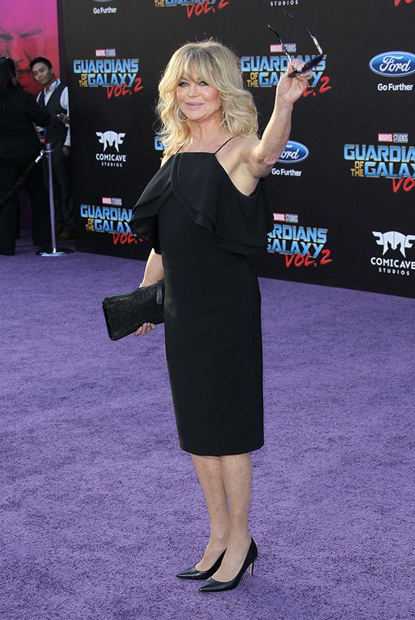 Голди Хоун(1)