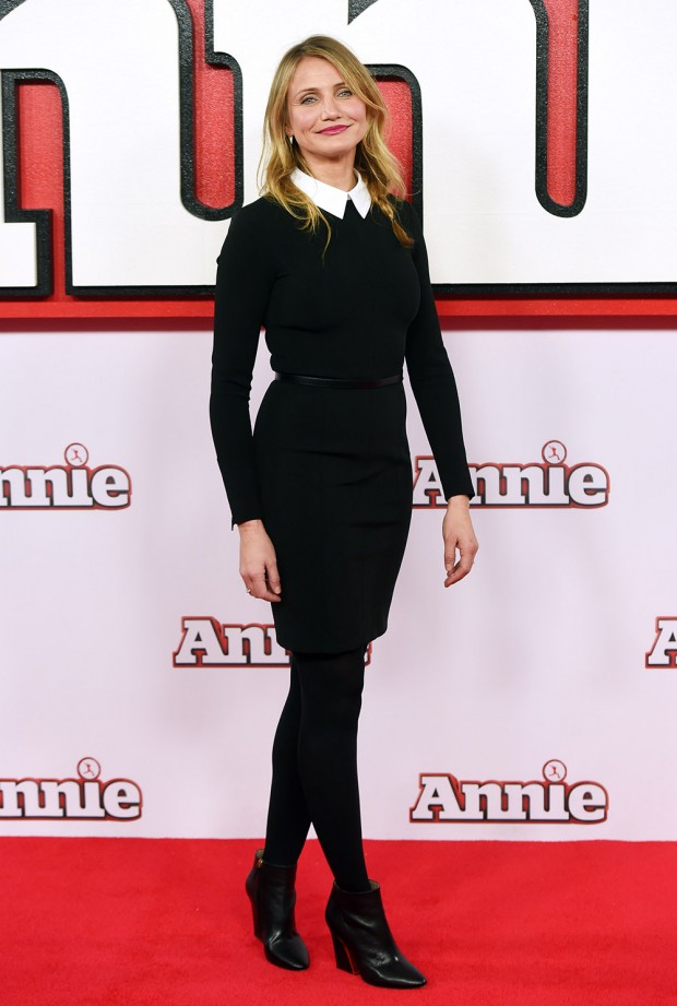 'Annie' film photocall, London, Britain - 16 Dec 2014