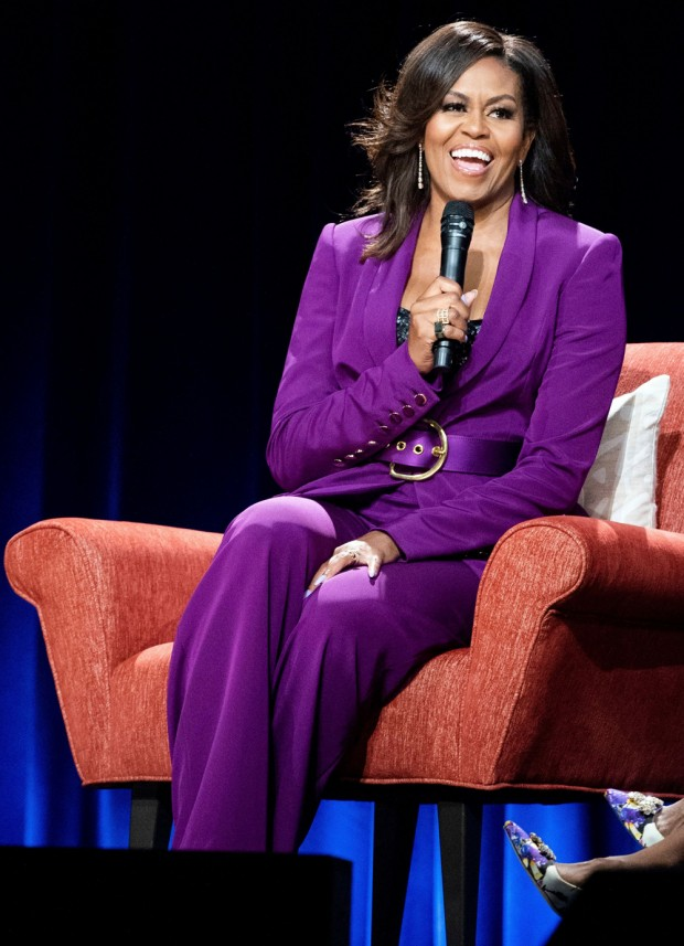 """Becoming: An Intimate Conversation with Michelle Obama"" - , Atlanta, USA - 11 May 2019"