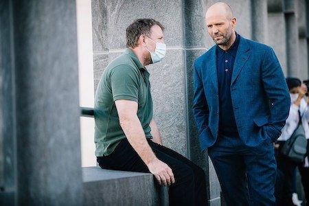 Гай Ричи рассказал о первой встречи с Джейсоном Стетхемом: почему мужчины стали настоящими друзьями? - 2