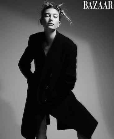 Хейли Болдуин на обложке BAZAAR: новое интервью модели - 2