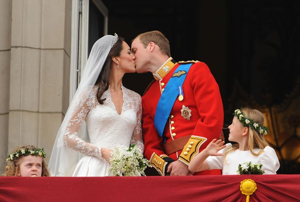 10-я годовщина свадьбы Принца Уильяма и Кейт Миддлтон - 2