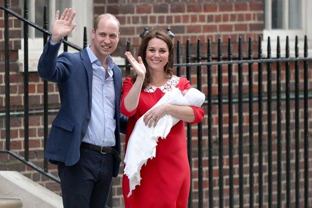 10-я годовщина свадьбы Принца Уильяма и Кейт Миддлтон - 3