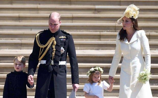 10-я годовщина свадьбы Принца Уильяма и Кейт Миддлтон - 4