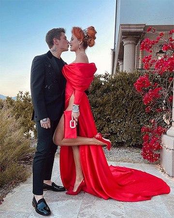 Как прошла помолвка Беллы Торн и Бенджамина Масколо? - 2