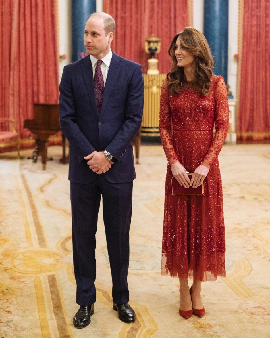 10-я годовщина свадьбы Кейт Миддлтон и принца Уильяма - 1