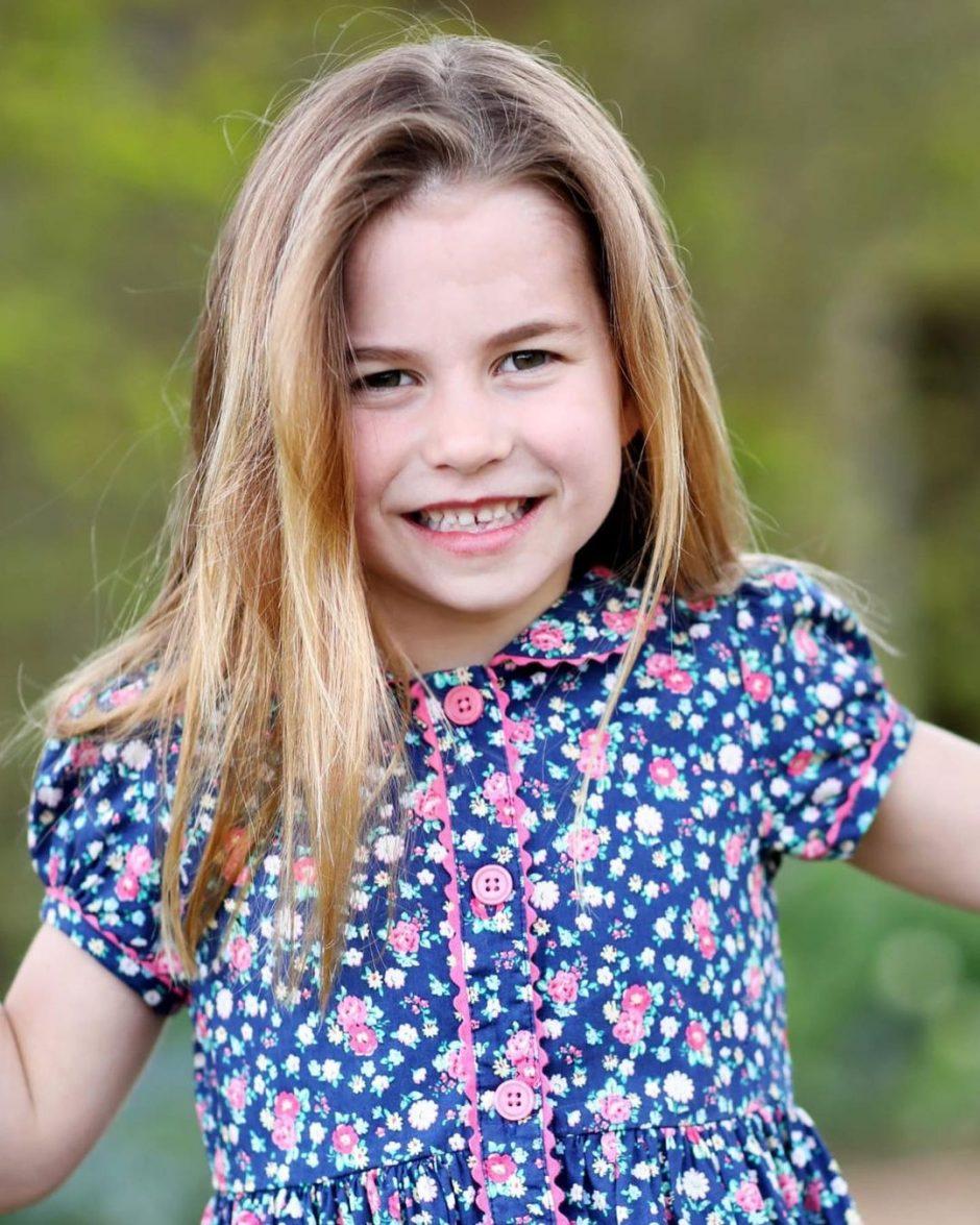Принц Уильям рассказал о праздновании 6-летия принцессы Шарлотты - 1