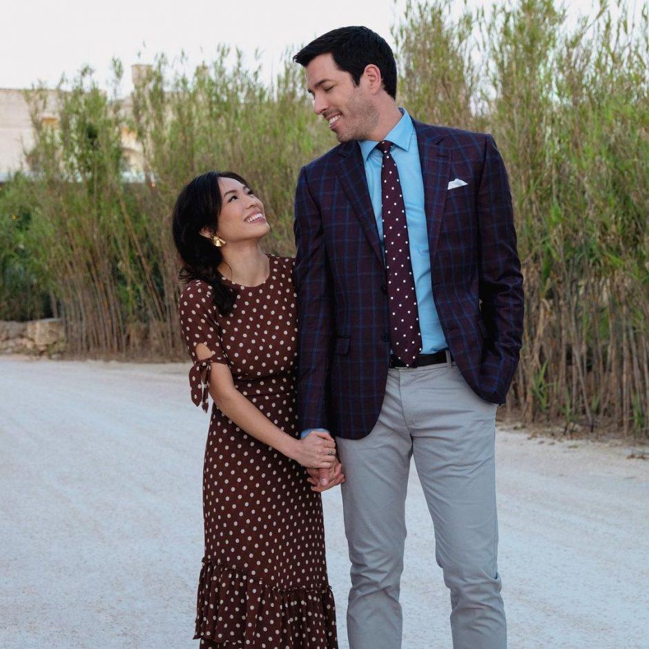 Дрю Скотт признался, что поженился с Линдой Фан за 3 дня до официального бракосочетания - 2
