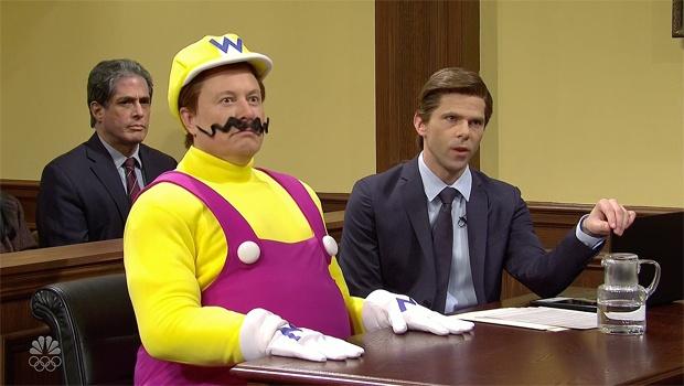 Илон Маск и его возлюбленная Граймс сыграли в скетче на тему видеоигры про Марио - 2