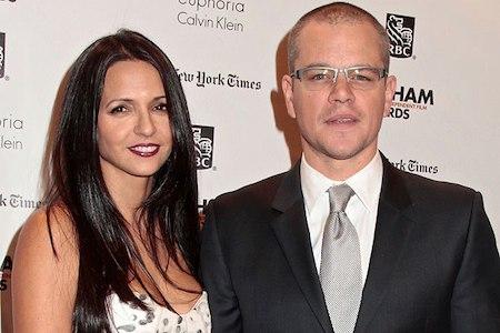 Развод Мэтта Дэймона и Лучианы Баррозо: что стало причиной разлада в семье? - 2