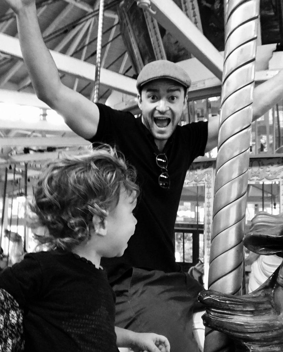 Лучший друг Джастина Тимберлейка еще ни разу не видел его детей! - 2
