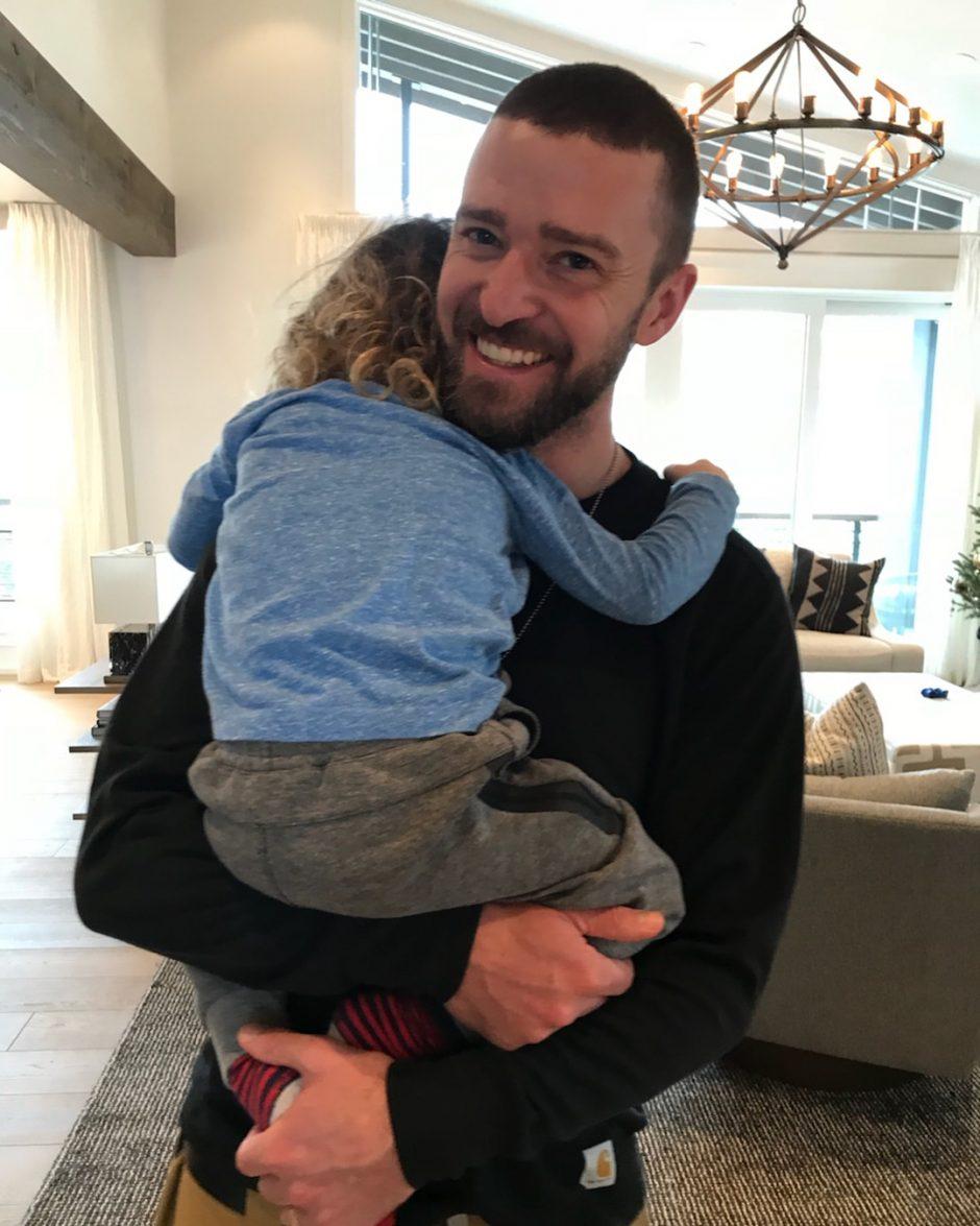 Лучший друг Джастина Тимберлейка еще ни разу не видел его детей! - 1
