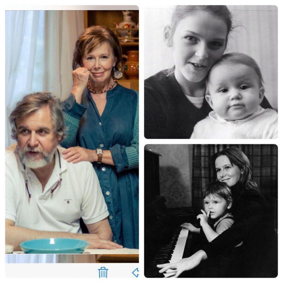 Актриса Евгения Симонова сегодня отмечает 66-й день рождения - 2