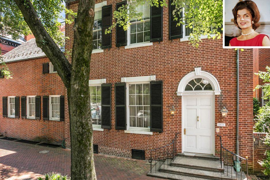 Продается дом, в котором жила Жаклин Кеннеди после убийства мужа - 1
