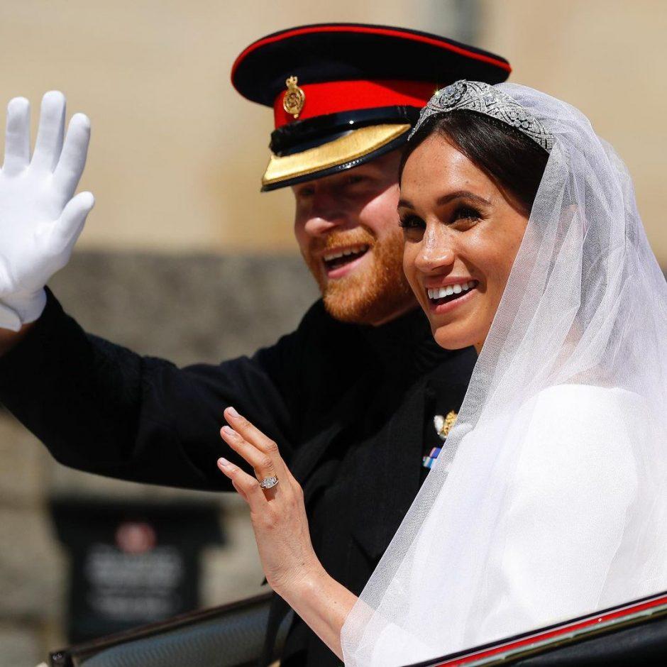 У Ее Величества Королевы Елизаветы родился 11-й правнук – Меган Маркл родила дочь! - 1
