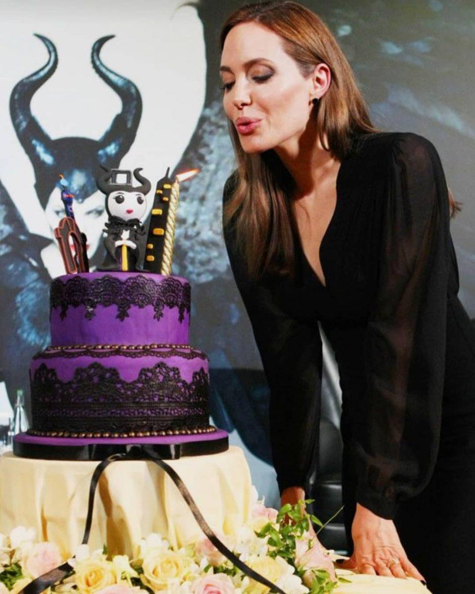 Дети Анджелины Джоли подготовили особый сюрприз в честь ее 46-летия! - 1