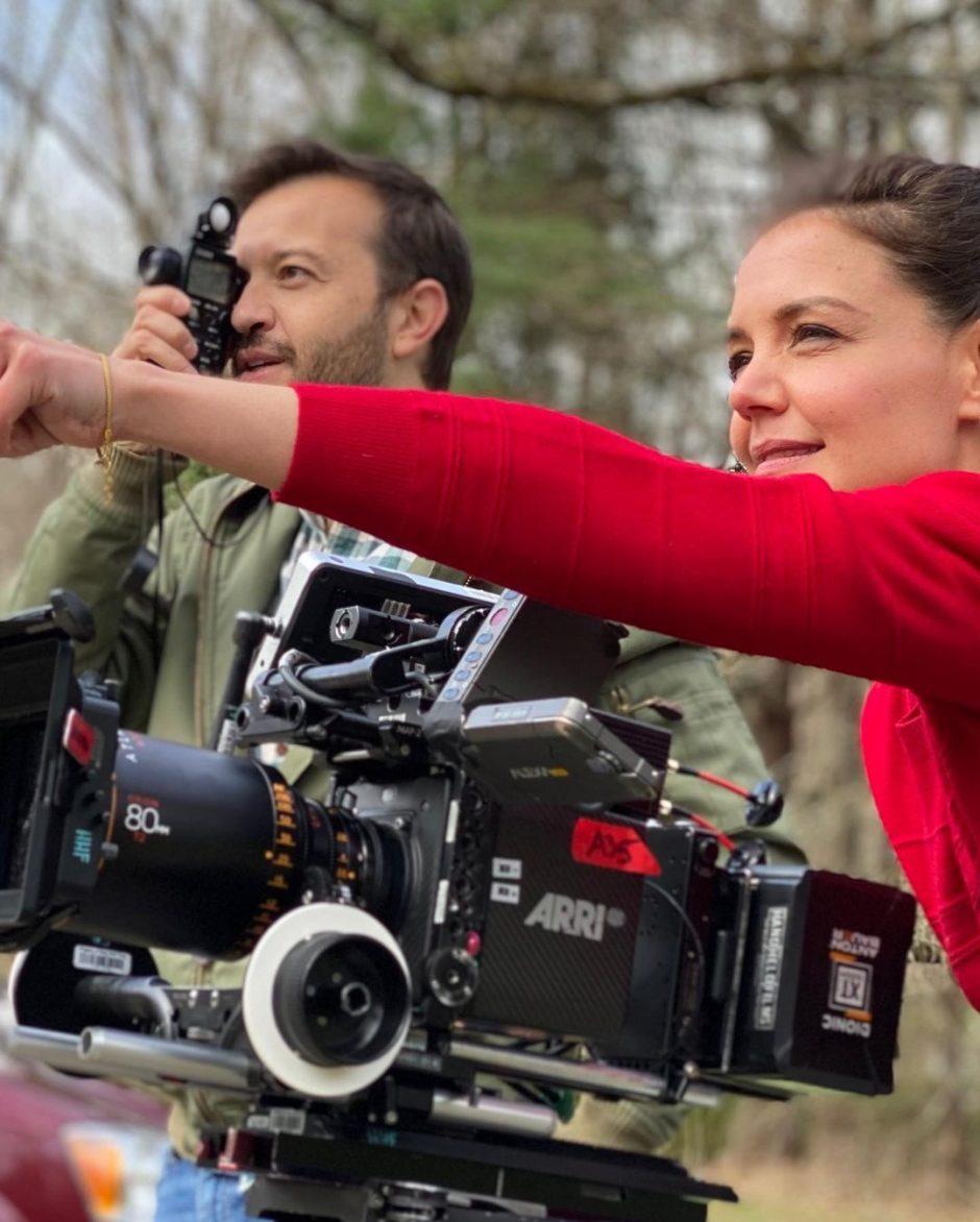 Кэти Холмс в предвкушении дебюта своего фильма «Почти год» - 1