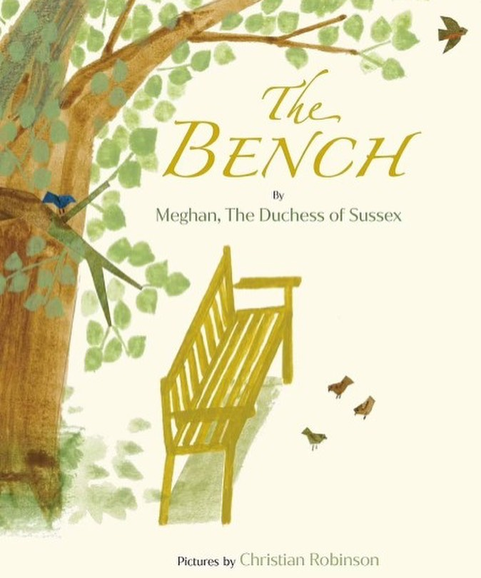 Меган Маркл презентовала свою дебютную книгу «Скамейка» - 1