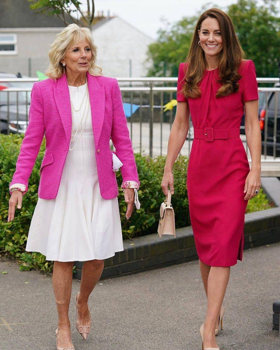 Кейт Миддлтон публично прокомментировала рождение дочери Меган Маркл и принца Гарри - 2
