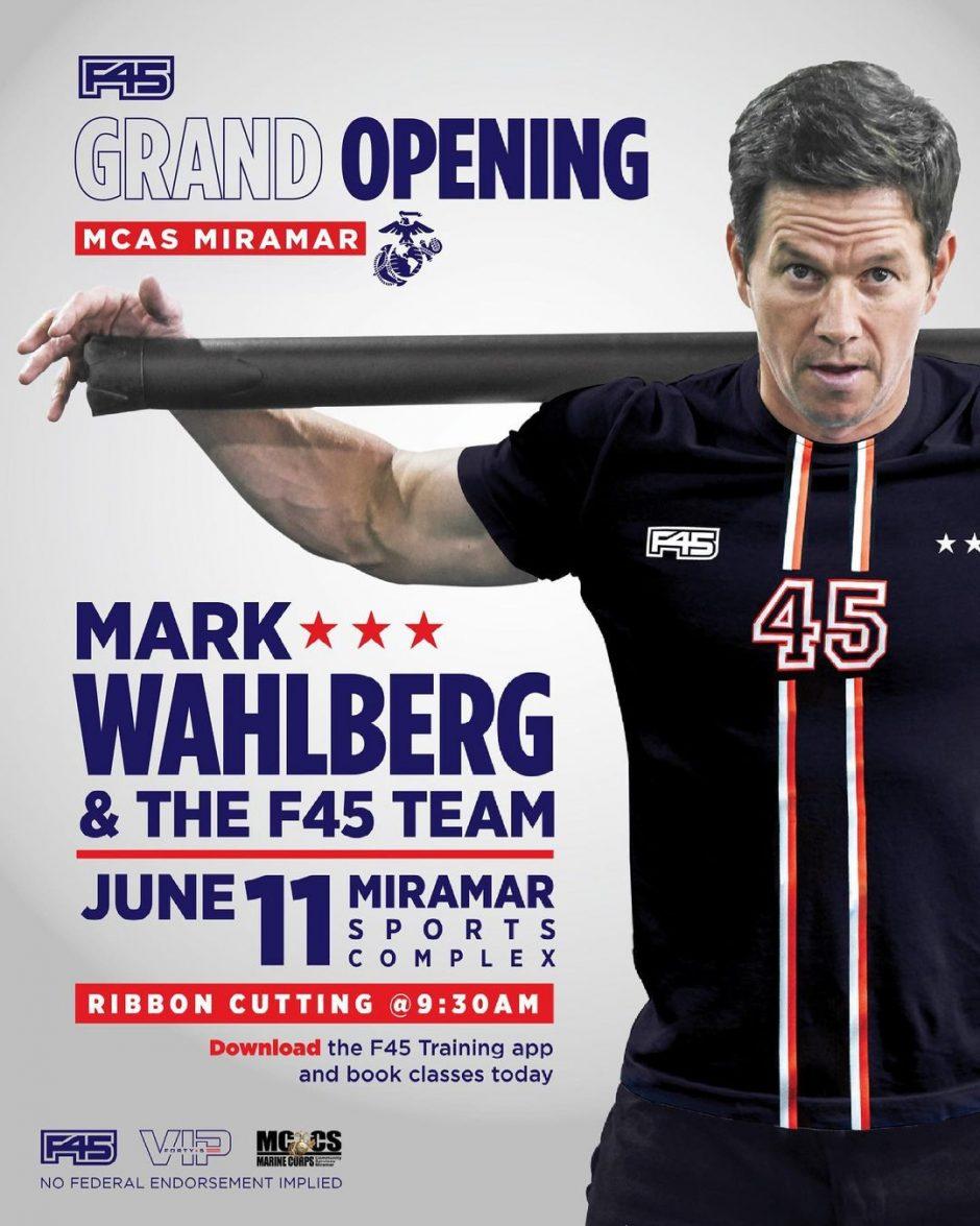 Марк Уолберг активно тренируется, чтобы сбросить лишний вес, набранный для роли в фильме - 1