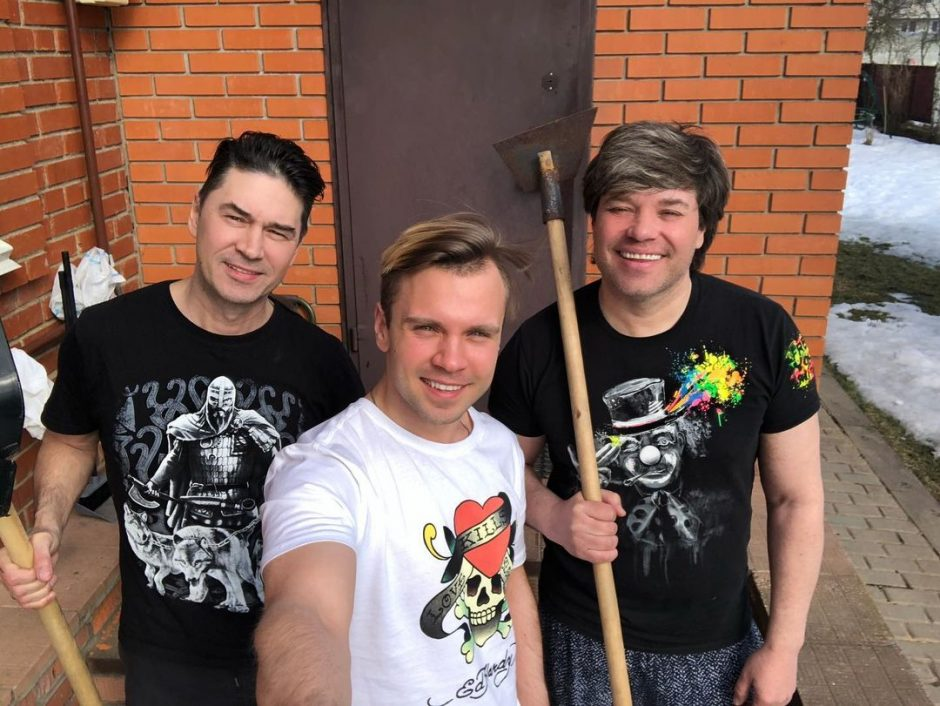 Владимир Политов из группы «На-На» женился во второй раз - 1