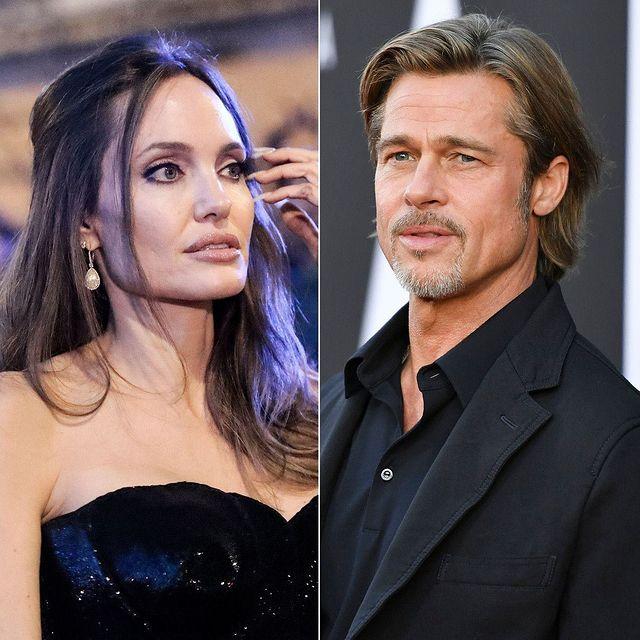 Анджелина Джоли пытается продать совместный бизнес с Брэдом Питтом - 1