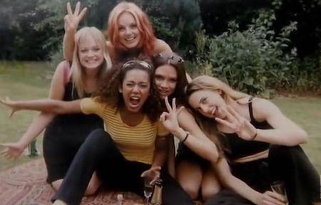 В новый альбом от Spice Girls вошли пошлые песни, которые ранее были запрещены - 2
