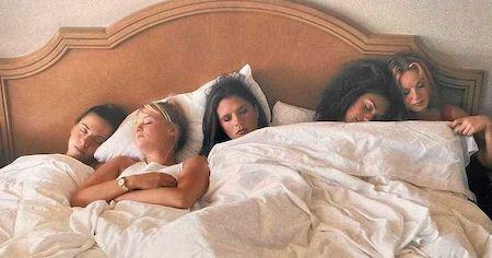 В новый альбом от Spice Girls вошли пошлые песни, которые ранее были запрещены - 1