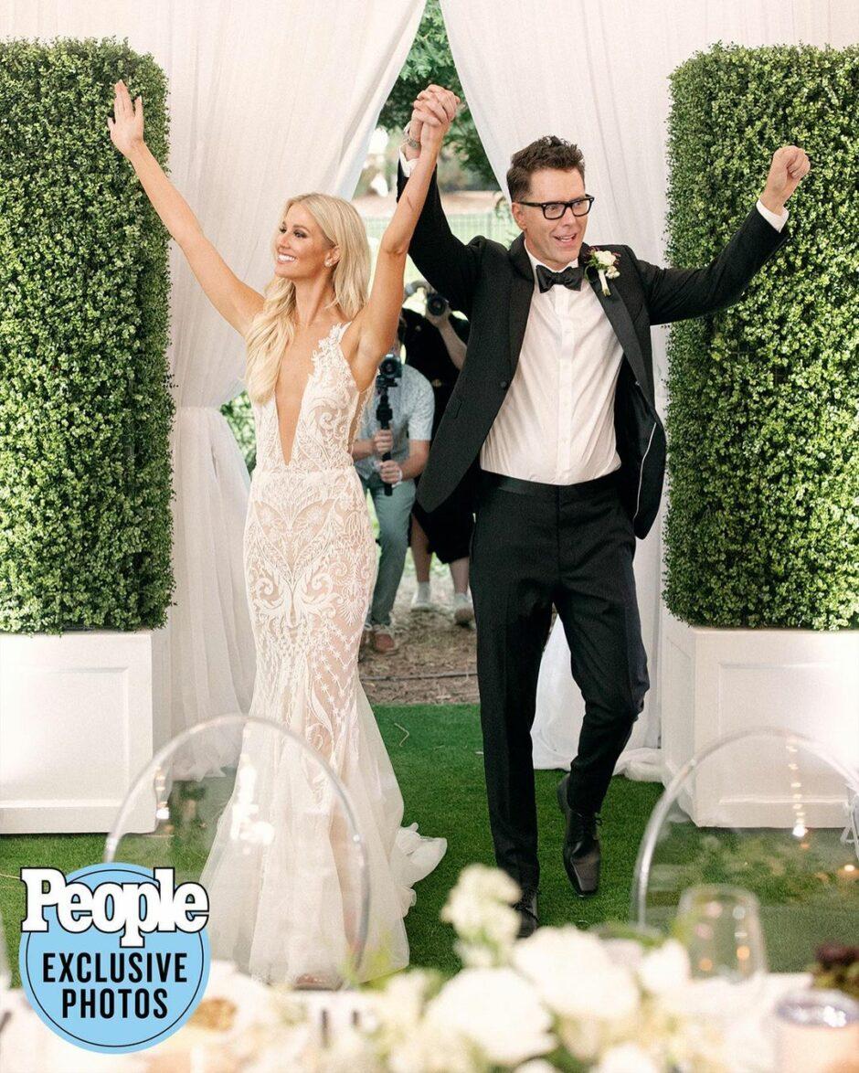 Ведущий и победитель 27-го сезона «Танцев со звездами» Бобби Боунс женился! - 1