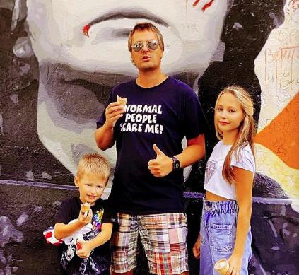 Витас впервые показал поклонникам фото своего 3-го ребенка - 2