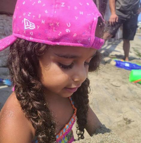 Роб Кардашьян и его бывшая жена опубликовали новые фото своей дочери, 4-летней Дрим - 2