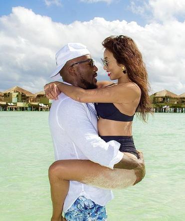 Рэпер Jeezy скоро станет отцом в 4-й раз в новых отношениях с женой Джинни Маи - 1