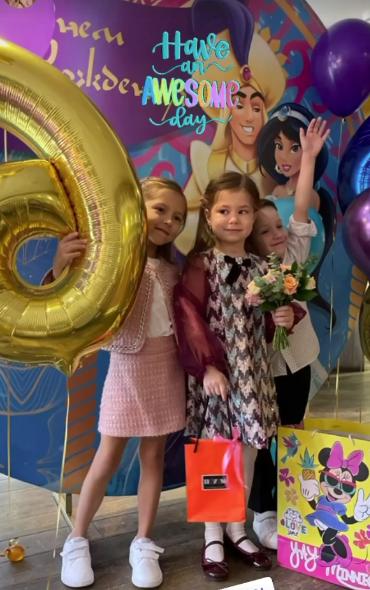 Екатерина Климова отметила день рождения дочери – 6-летие Бэллы Месхи - 2