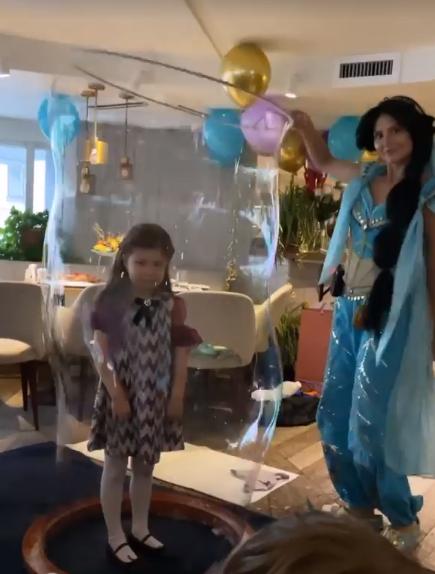 Екатерина Климова отметила день рождения дочери – 6-летие Бэллы Месхи - 3