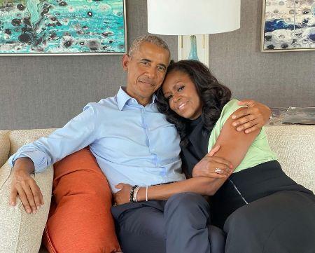 29 лет совместной жизни: как Барак и Мишель Обама поздравили друг друга в социальных сетях - 1