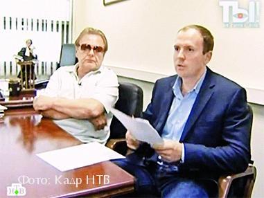 Юрий Антонов, Сергей Жорин