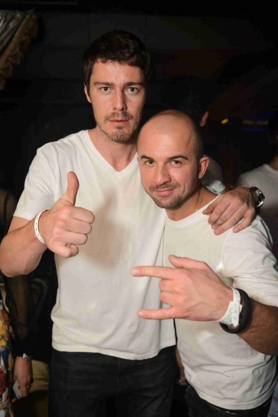 вечеринка с Доктором Дре в Москве