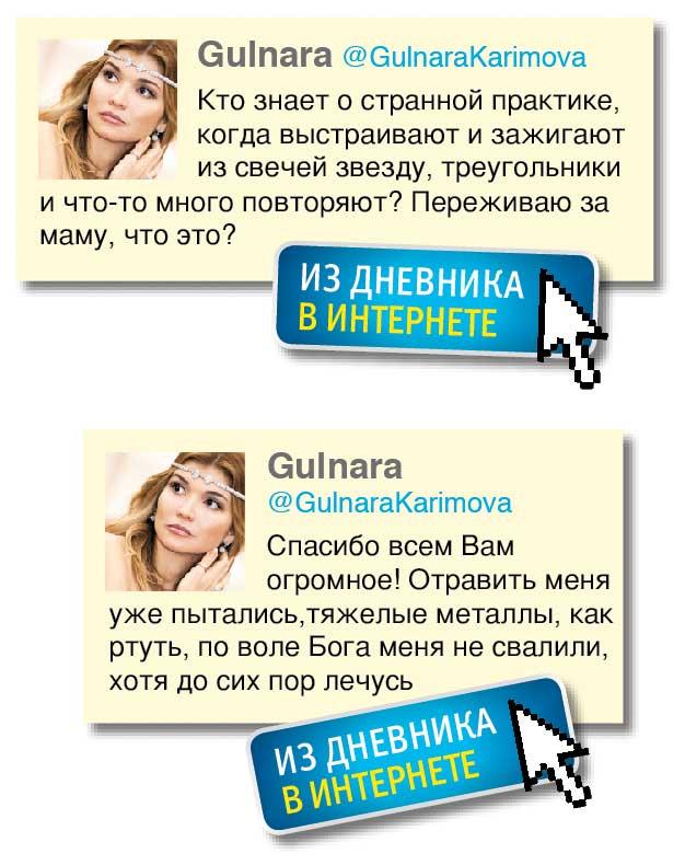 Гульнара Каримов