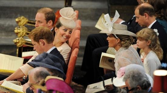 Юбилей коронации королевы Великобритании