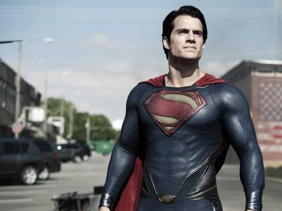 Супермен Генри Кавелл