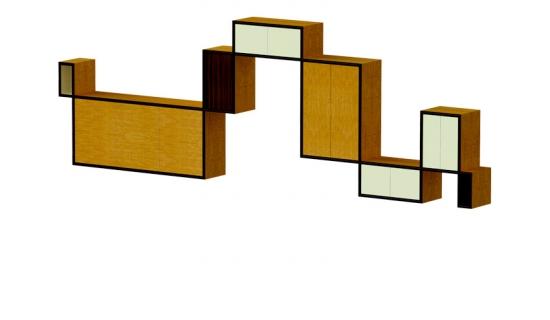 мебель Брэда Питта